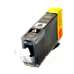 Logic-Seek  Tintenpatrone kompatibel zu Canon CLI-521BK 2933B001 XL Photo Schwarz