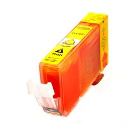 Logic-Seek  Tintenpatrone kompatibel zu Canon CLI-521Y 2936B001 XL Yellow
