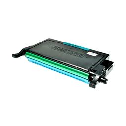 Logic-Seek  Toner kompatibel zu Samsung CLP-610 CLP-660 C660 CLP-C660B/ELS HC Cyan