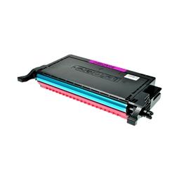Logic-Seek  Toner kompatibel zu Samsung CLP-610 CLP-660 M660 CLP-M660B/ELS HC Magenta