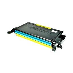 Logic-Seek  Toner kompatibel zu Samsung CLP-610 CLP-660 Y660 CLP-Y660B/ELS HC Yellow