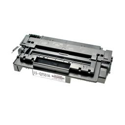 Logic-Seek  Toner kompatibel zu HP 51A Q7551A Schwarz