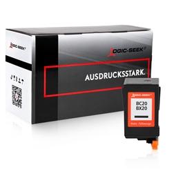 Logic-Seek  Tintenpatrone kompatibel zu Canon BC-20BK BX-20 0895A002 XL Schwarz