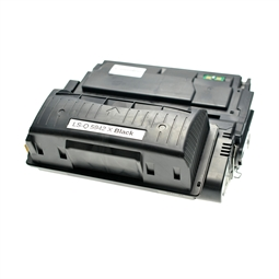 Logic-Seek  Toner kompatibel zu HP 42X Q5942X HC Schwarz