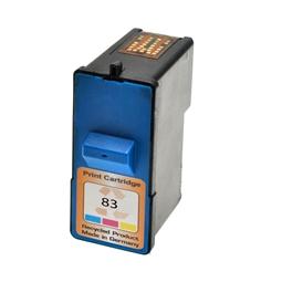 Logic-Seek  Tintenpatrone kompatibel zu Lexmark 83 18L0042E XL Color