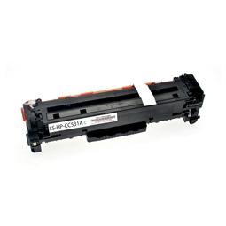 Logic-Seek  Toner kompatibel zu HP 304A CC531A HC Cyan