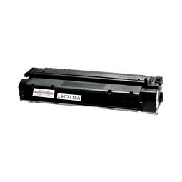 Logic-Seek  Toner kompatibel zu HP 15A C7115A Schwarz