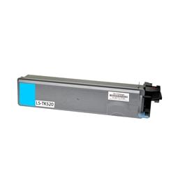 Logic-Seek  Toner kompatibel zu Kyocera TK-520C 1T02HJCEU0 HC Cyan