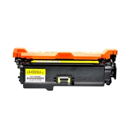 Logic-Seek  Toner kompatibel zu HP 504A CE252A HC Yellow