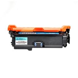 Logic-Seek  Toner kompatibel zu HP 504A CE251A HC Cyan
