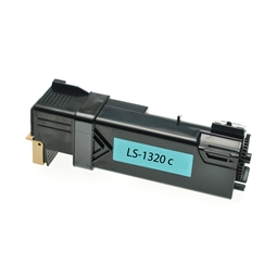 Logic-Seek  Toner kompatibel zu Dell 1320 KU051 593-10259 HC Cyan