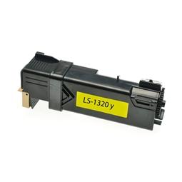 Logic-Seek  Toner kompatibel zu Dell 1320 PN124 593-10260 HC Yellow