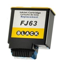 Logic-Seek  Tintenpatrone kompatibel zu Olivetti FJ63 B0702 XL Schwarz