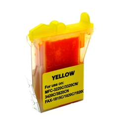 Logic-Seek  Tintenpatrone kompatibel zu Brother LC-800Y XL Yellow
