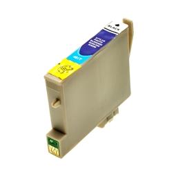 Logic-Seek  Tintenpatrone kompatibel zu Epson Stylus R300 T0481 C13T04814010 XL Schwarz