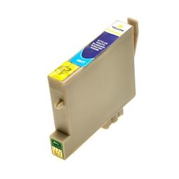 Logic-Seek  Tintenpatrone kompatibel zu Epson Stylus R300 T0484 C13T04844010 XL Yellow
