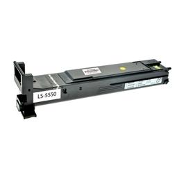 Logic-Seek  Toner kompatibel zu Konica Minolta 5550 A06V253 HC Yellow