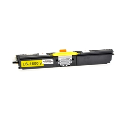 Logic-Seek  Toner kompatibel zu Konica Minolta 1600 A0V306H HC Yellow
