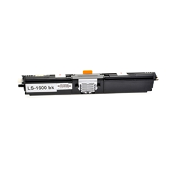 Logic-Seek  Toner kompatibel zu Konica Minolta 1600 A0V301H HC Schwarz