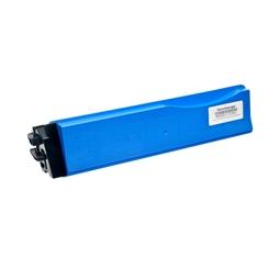 Logic-Seek  Toner kompatibel zu Kyocera TK-550C 1T02HMCEU0 HC Cyan