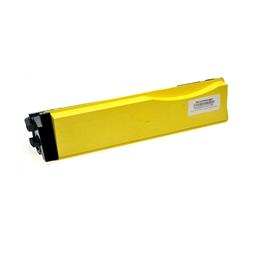 Logic-Seek  Toner kompatibel zu Kyocera TK-550Y 1T02HMAEU0 HC Yellow