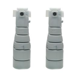 Logic-Seek 2 Toner kompatibel zu Konica Minolta 204B 8936-204 HC Schwarz