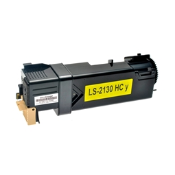 Logic-Seek  Toner kompatibel zu Dell 2130 FM066 593-10314 HC Yellow