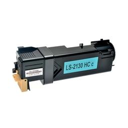 Logic-Seek  Toner kompatibel zu Dell 2130 FM065 593-10313 HC Cyan