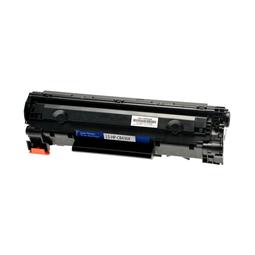 Logic-Seek  Toner kompatibel zu HP 36A CB436A UHC Schwarz