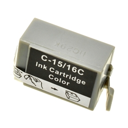 Logic-Seek  Tintenpatrone kompatibel zu Canon BCI-16C 9818A002 XL Color