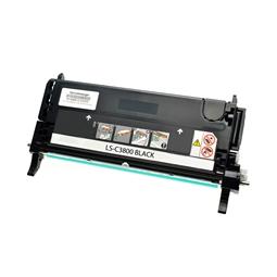 Logic-Seek  Toner kompatibel zu Epson C3800 1127 C13S051127 HC Schwarz