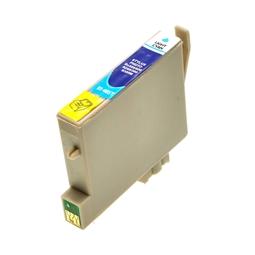 Logic-Seek  Tintenpatrone kompatibel zu Epson Stylus R300 T0485 C13T04854010 XL Photo Cyan