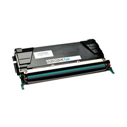 Logic-Seek  Toner kompatibel zu Lexmark C520 C522 C530 C5222CS HC Cyan