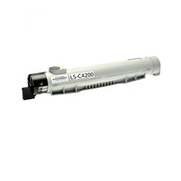 Logic-Seek  Toner kompatibel zu Epson C4200 0245 C13S050245 HC Schwarz