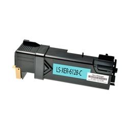 Logic-Seek  Toner kompatibel zu Xerox Phaser 6128 106R01452 HC Cyan