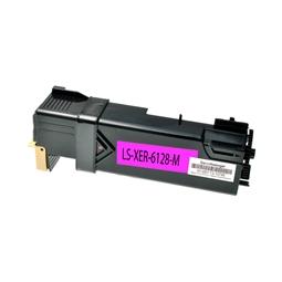 Logic-Seek  Toner kompatibel zu Xerox Phaser 6128 106R01453 HC Magenta