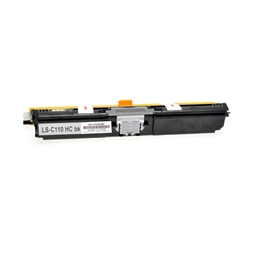 Logic-Seek  Toner kompatibel zu OKI C110 C130 44250724 HC Schwarz