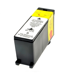 Logic-Seek  Tintenpatrone kompatibel zu Lexmark 100XLA 14N1092E XL Schwarz