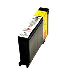 Logic-Seek  Tintenpatrone kompatibel zu Lexmark 100XLA 14N1094E XL Magenta