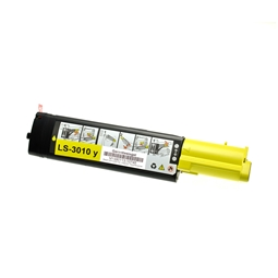 Logic-Seek  Toner kompatibel zu Dell 3010 WH006 593-10156 HC Yellow