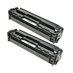 Logic-Seek 2 Toner kompatibel zu HP 125A CB540A HC Schwarz