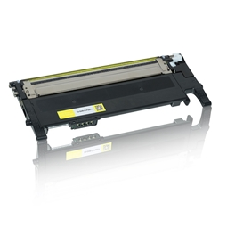 Logic-Seek  Toner kompatibel zu Samsung CLP-320 Y4072S CLT-Y4072S/ELS HC Yellow