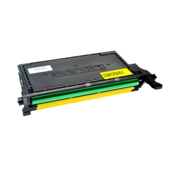 Logic-Seek  Toner kompatibel zu Samsung CLP-620 Y5082L CLT-Y5082L/ELS HC Yellow