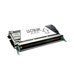 Logic-Seek  Toner kompatibel zu Lexmark C736 C736H2KG UHC Schwarz