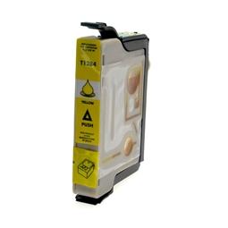 Logic-Seek  Tintenpatrone kompatibel zu Epson Stylus SX130 T1284 C13T12844011 XL Yellow