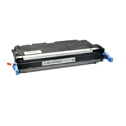 Logic-Seek  Toner kompatibel zu Canon Cartridge 711BK 1660B002 HC Schwarz