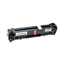 Logic-Seek  Toner kompatibel zu HP 128A CE320A HC Schwarz