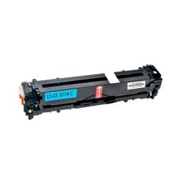 Logic-Seek  Toner kompatibel zu HP 128A CE321A HC Cyan