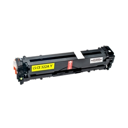 Logic-Seek  Toner kompatibel zu HP 128A CE322A HC Yellow