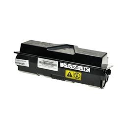 Logic-Seek  Toner kompatibel zu Kyocera TK-160 1T02LY0NL0 UHC Schwarz